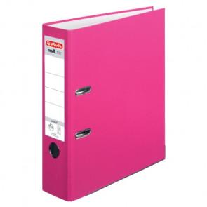 Herlitz maX.file protect Ordner pink A4 8cm
