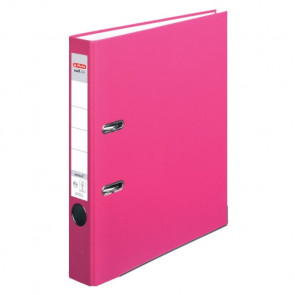 Herlitz maX.file protect Ordner pink A4 5cm