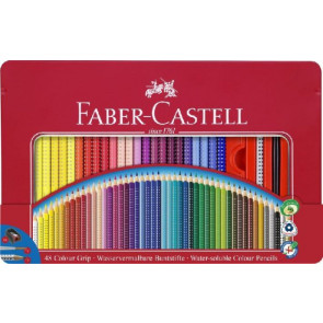Faber Castell Farbstifte Grip Normal 36er Pappetui 112442