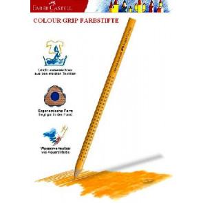 Faber Castell Farbstift Colour Grip 2001 Dünn Kadmiumorange Dunkel 112415