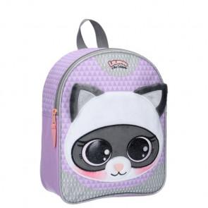 """Vadobag Rucksack Lulupop & The Cutiepies Magical Fur """"Raccoon"""""""