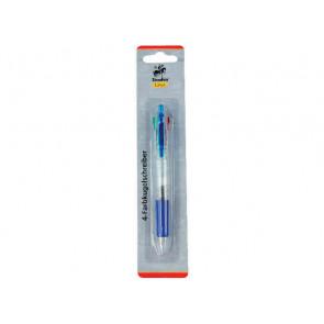 Staufen Linea Vierfarb-Kugelschreiber transluzent