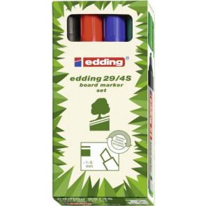 Edding Edding Board-Marker 29 4er-Set Ecoline