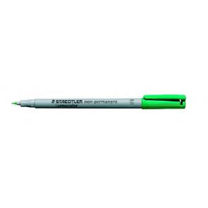 Staedtler Lumocolor Folienschreiber Grün Superfein Wl 3115