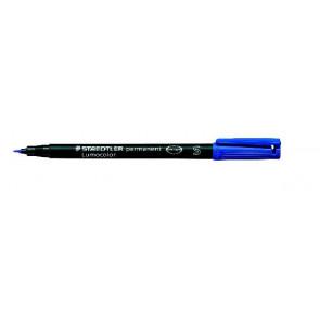 Staedtler Lumocolor Folienschreiber Superfein Blau Wf 3133