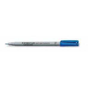 Staedtler Lumocolor Folienschreiber fein blau Wl 3163