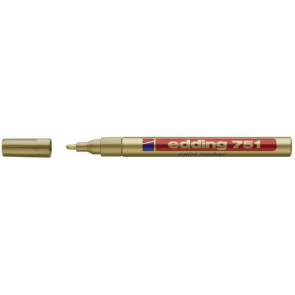 Edding Edding Lackmarker 751 gold 1-2mm