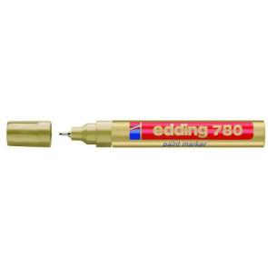 Edding Edding Lackmarker 780 gold 0,8mm