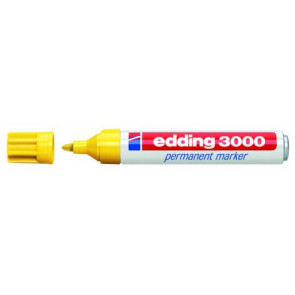 Edding Edding Filzschreiber 3000 Gelb