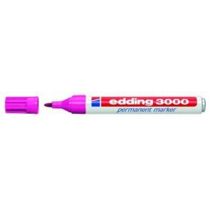 Edding Edding Filzschreiber 3000 Rosa