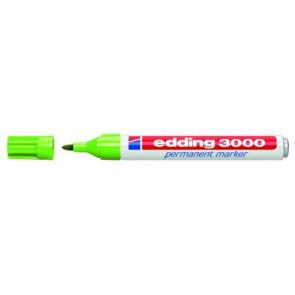 Edding Edding Filzschreiber 3000 Hellgrün