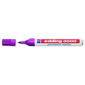 Edding Edding Filzschreiber 3000 Rot-Violett