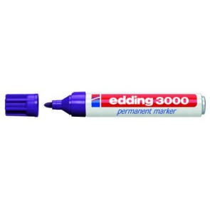 Edding Edding Filzschreiber 3000 Violett
