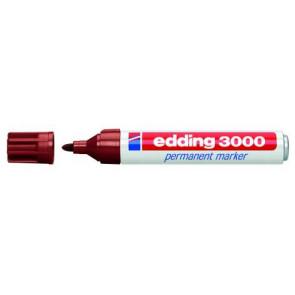 Edding Edding Filzschreiber 3000 Braun