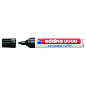 Edding Edding Filzschreiber 3000 schwarz
