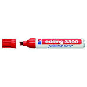 Edding Edding Filzschreiber 3300 rot