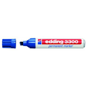 Edding Edding Filzschreiber 3300 blau