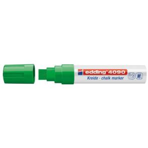 Edding Edding Kreidemarker 4090 Breit 4-15mm grün Window-Marker