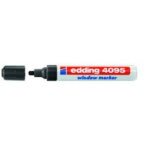 Edding Edding Kreidemarker 4095 Dünn 2-3mm schwarz Window-Marker
