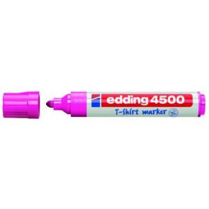 Edding T-Shirt-Marker Edding 4500 Rosa (Pink)