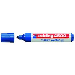 Edding T-Shirt-Marker Edding 4500 Blau