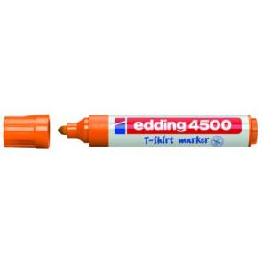 Edding T-Shirt-Marker Edding 4500 Orange