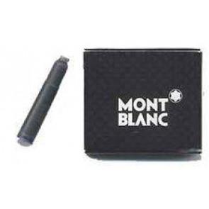 Montblanc Tintenpatrone 8er-Pc schwarz Montblanc