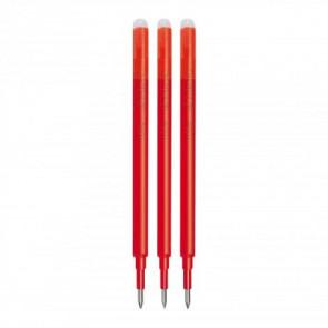 Herlitz Ersatzmine 3er radierbar rot für My Pen Roller
