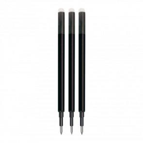 Herlitz Ersatzmine 3er radierbar schwarz für My Pen Roller