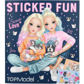 TOPModel Sticker FUN  || Depesche 10740