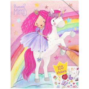 Princess Mimi Malbuch || Depesche 10870
