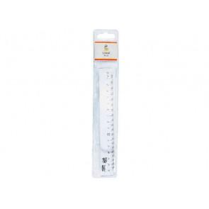 Staufen Linea Lineal 16cm Kunststoff