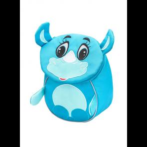 "Belmil Mini Animal Rhino Kindergarten Rucksack ""türkis"""