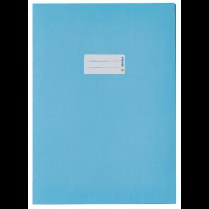 Herma Heftumschlag Papier Recycling DIN A4 Blau (Heftschoner)