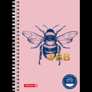Brunnen Notizbuch Premium #Harmony A5 dotted 96Bl 90g