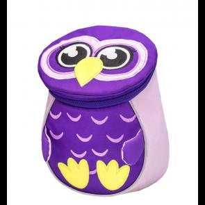 """Belmil Mini Animal Owl """"Eule"""" Kindergarten Rucksack """"lila"""""""