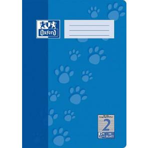 Oxford Schulheft DIN A4 Lineatur 2 liniert 16 Blatt
