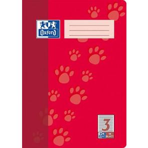 Oxford Schulheft DIN A4 Lineatur 3 liniert 16 Blatt