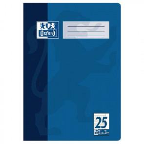Oxford Schulheft DIN A4 Lineatur 25 liniert 32 Blatt