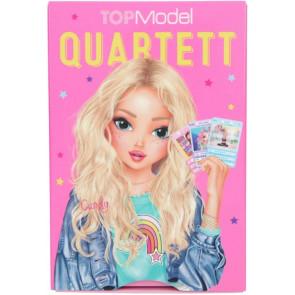 TOPModel Spielkarten Quartett || Depesche 11042
