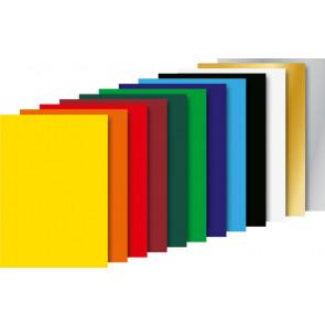 Brunnen Glanzpapier-Heft (Buntpapier) 22 x 25 cm
