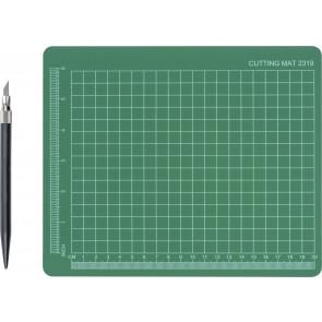Brunnen Schneid-Set 19x23cm + Bastelmesser
