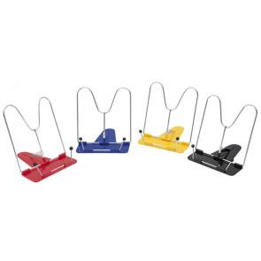 WEDO Leseständer A4 Kunststoff in vier verschiedenen Farben