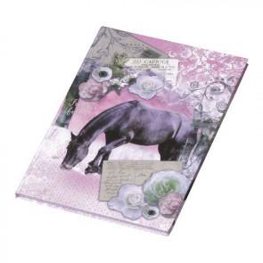 Pagna Notizbuch kariert A4 192 Seiten Pferde La Passionata