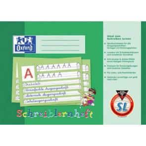 Oxford Schreiblern-Heft A4 16Bl quer Lin SL Oxford 311401600 und 100050089
