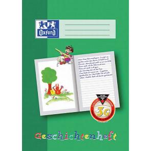 Oxford Schreiblern-Heft A4 16Bl Lin 3G Geschichtenheft Oxford