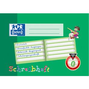 Oxford Schreiblern-Heft A5 16Bl Quer Lin 0 Oxford 311501600 und 100050100