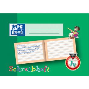 Oxford Schreiblern-Heft A5 16Bl Quer Lin 1Q Oxford 311501601 und 100050101