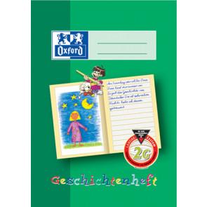 Oxford Schreiblern-Heft A5 16Bl Lin 2G Geschichtenheft Oxford
