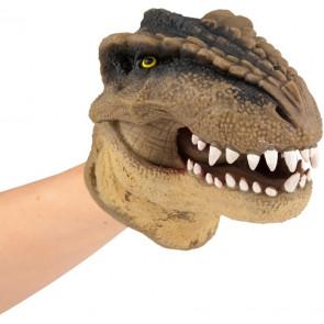 Dino World Handpuppe (Braun) || Depesche 5140